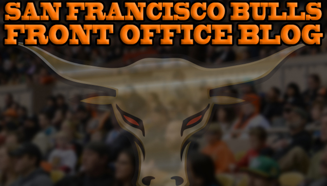 SF Bulls Staff Blog: Jason Lockhart